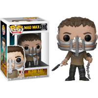 Mad Max: Fury Road - Max with Cage Mask Pop! Vinyl Figure