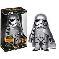Star Wars Episode VII: The Force Awakens - Hikari Captain Phasma Classic Japanese Vinyl Figure