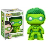 ECCC Exclusive - Emerald City Crusader Glow in the Dark Pop! Vinyl Figure (2017 Emerald City Comicon Exclusive)