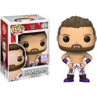 WWE - Zack Ryder Pop! Vinyl Figure (2017 Fall Convention Exclusive)