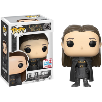 Game of Thrones -Lyanna Mormont Pop! Vinyl Figure (2017 Fall Convention Exclusive)