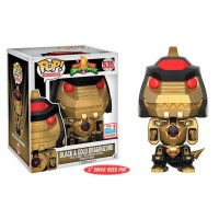 Power Rangers  -  6 Inch Black and Gold Dragonzord Pop! Vinyl Figure (2017 Fall Convention Exclusive)