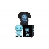 Funko Star Wars Collectors Box: Kylo Ren Holographic Pop! and T-Shirt