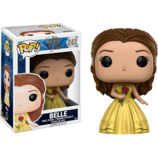 Beauty and the Beast (2017) - Belle Pop! Vinyl Figure
