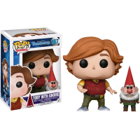 Trollhunters - Toby with Gnome Pop! Vinyl Figure