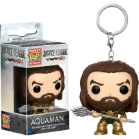 Justice League (2017) - Aquaman Pocket Pop! Keychain
