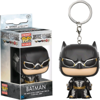 Justice League (2017) - Batman Pocket Pop! Keychain