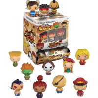 Street Fighter - Pint Size Heroes GS Exclusive Blind Bag Gravity Feed Display (24 Units)