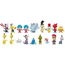 Dr Seuss - Dr Seuss Mystery Mini BN Exclusive Blind Box (Display of 12)