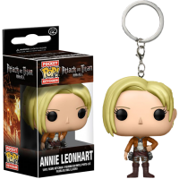 Attack on Titan - Annie Leonhart Pocket Pop! Keychain