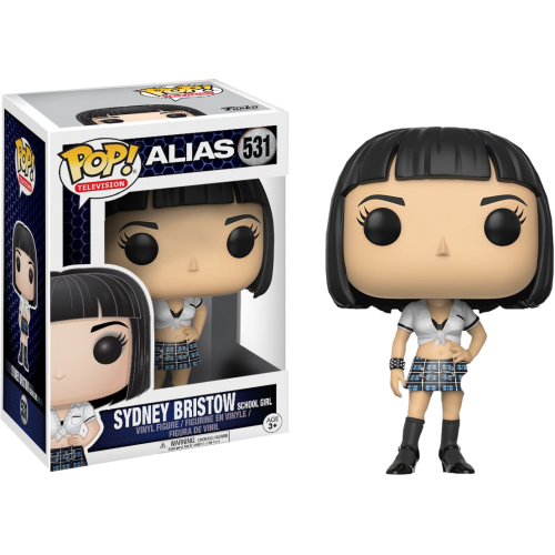 Alias - Sydney Bristow School Girl Pop! Vinyl Figure