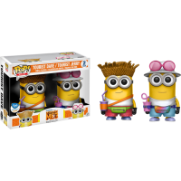 Despicable Me 3 - Tourist Dave and Tourist Jerry Pop! Vinyl Figure 2-Pack