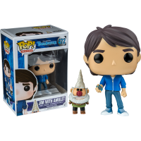 Trollhunters - Jim with Amulet Pop! Vinyl Figure