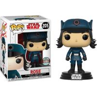 Star Wars Episode VIII: The Last Jedi - Rose in Disguise Pop! Vinyl Figure