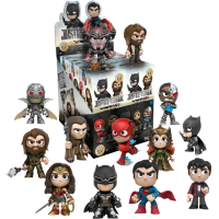 Justice League (2017) - Mystery Minis Gamestop Exclusive Blind Box (Display of 12)