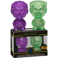 Batman - Joker Purple and Green XS Hikari Vinyl Figure 2-Pack