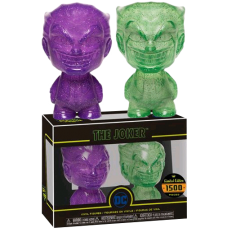Batman - Joker Purple and Green XS Hikari Vinyl Figure 2-Pack