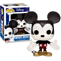 Mickey Mouse - Mickey Mouse Diamond Glitter Pop! Vinyl Figure