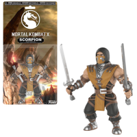 Mortal Kombat X - Scorpion 5.5 Inch Action Figure