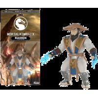 Mortal Kombat X - Raiden 5.5 Inch Action Figure