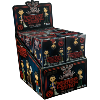Stranger Things - Mystery Minis HT Exclusive Blind Box Display Box (Display of 12 Units)