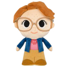 Stranger Things - Barb SuperCute 8 Inch Plush