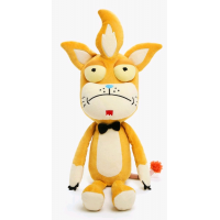 Rick and Morty - Squanchy 12 Inch Plush