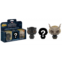 Black Panther - Pint Size Heroes 3-pack