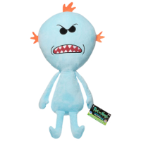 Rick and Morty - Mr Meeseeks 16 Inch Plush