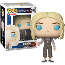 Bright - Tikka Pop! Vinyl Figure