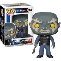 Bright - Nick Jakoby Pop! Vinyl Figure