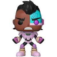 Teen Titans Go!: The Night Begins to Shine - Cyborg Pop! Vinyl Figure