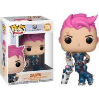 Overwatch - Zarya Pop! Vinyl Figure