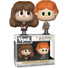 Harry Potter - Hermione and Ron Vynl. Vinyl Figure 2-Pack