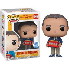 Mister Rogers' Neighborhood - Mister Rogers in Blue Sweater Pop! Vinyl Figure