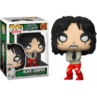 Alice Cooper - Alice Cooper in Straitjacket Pop! Vinyl Figure