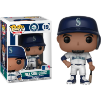 Major League Baseball - Nelson Cruz Pop! Vinyl Figure