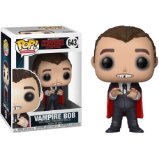 Stranger Things - Bob Vampire Pop! Vinyl Figure