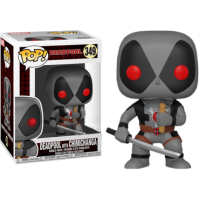 Deadpool - X-Force Deadpool with Chimichanga Pop! Vinyl Figure