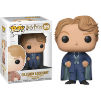 Harry Potter - Gilderoy Lockhart Blue Suit Pop! Vinyl Figure