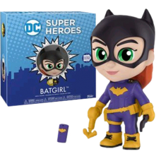 Batman - Batgirl 5 Star 4 Inch Vinyl Figure