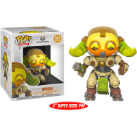 Overwatch - Orisa Super Sized 6 inch Pop! Vinyl Figure