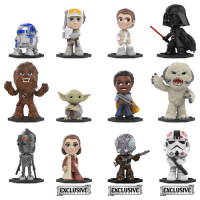 Star Wars Episode V: The Empire Strikes Back - Mystery Minis GS Exclusive Blind Box (Display of 12)