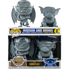 Gargoyles - Hudson and Bronx Pop! Vinyl Figure 2-Pack