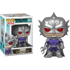 Aquaman (2018) - Orm Pop! Vinyl Figure