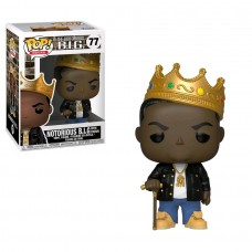 Notorious B.I.G. - Notorious B.I.G. with Crown Pop! Vinyl Figure