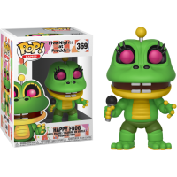 Freddy Fazbear's Pizzeria Simulator - Happy Frog Pop! Vinyl Figure