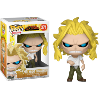 My Hero Academia - All Might Weakened Pop! Vinyl Figure