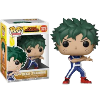 My Hero Academia - Deku Training Pop! Vinyl Figure
