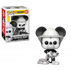 Mickey Mouse - Firefighter Mickey Mouse Pop! Vinyl Figure (90th Anniversary)